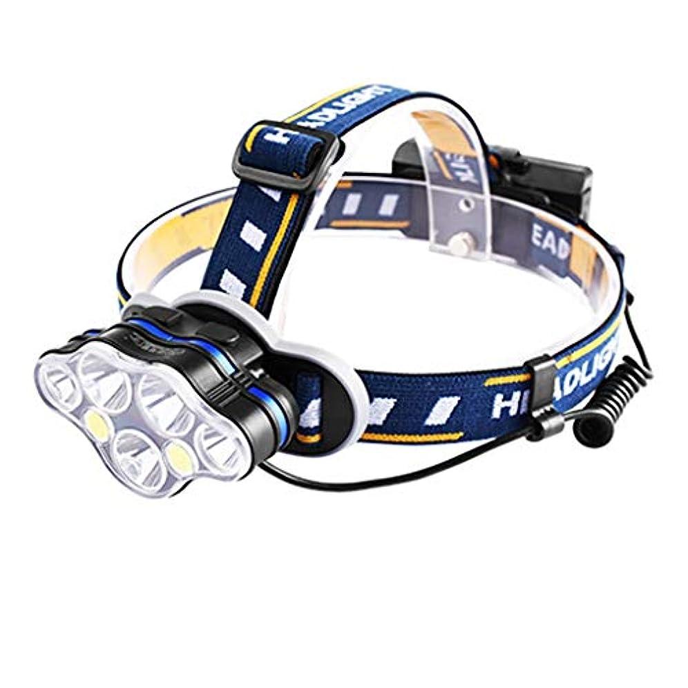 余分なスクランブル反逆ヘッドライト LED非点収差ヘッドマウントグレア充電スーパーブライトヘッドライト懐中電灯ナイトフィッシングフィッシングライト屋外 LEDヘッドライト