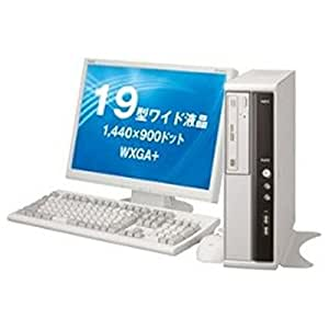 NEC デスクトップパソコン Mate J タイプML(Microsoft Office Personal 2013搭載) PC-MJ27ELVZ1BSH