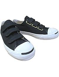 [コンバース ジャックパーセル] converse ジャックパーセル V-3 G ブラック・ホワイト CONVERSE JACK PURCELL V-3 G 【限定モデル】