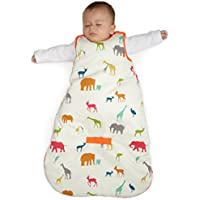 nini & pumpkin mini moon cocoon sleep sack, Fits 0 - 12 Months. Serengeti (serengeti) by nini & pumpkin