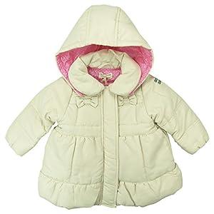 【梅春防寒】 CHILD CHAMP(チャイルド チャンプ) エステルピーチ中綿入りコート 120cm /IV NO.C-86154662