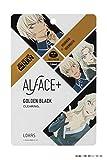 ALFACE(オルフェス) 【バーボン&ベルモット】ゴールデンブラック フェイスパック 22mL×1枚