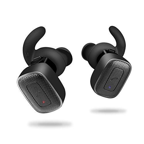 M-Toro Bluetooth イヤホン 完全ワイヤレス スポーツ 高音質 iPhone Android対応 (ブラック)