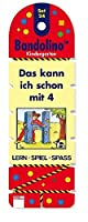 Big Stringalong 61 What I know with 4 - German title: German Set 24 (Bandolino)