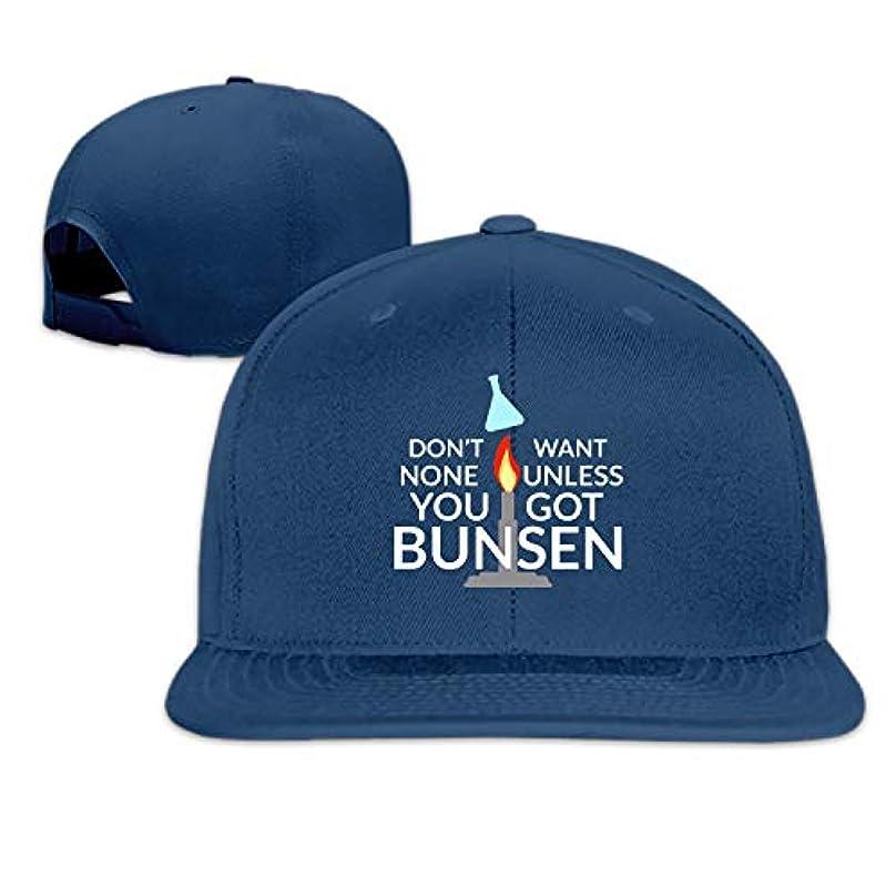 瞑想する振り向く音楽Bunsen Burner Pun