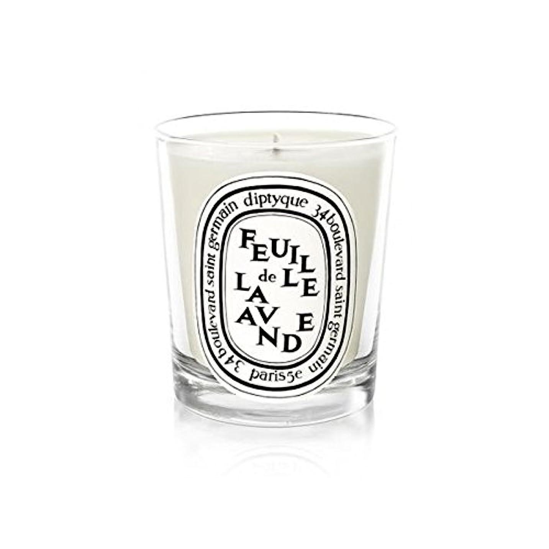ループきゅうりラッチDiptyque Candle Feuille De Lavande / Lavender Leaf 190g (Pack of 6) - DiptyqueのキャンドルFeuilleデラバンデ/ラベンダーの葉190グラム...