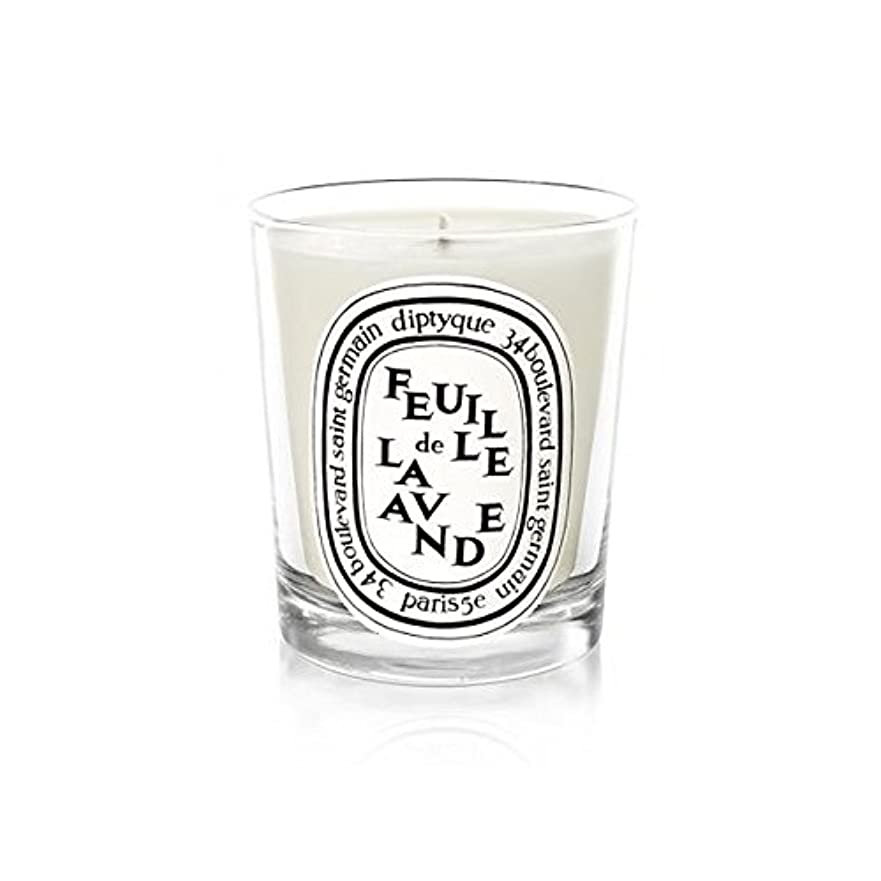 ナサニエル区ベスビオ山ロールDiptyque Candle Feuille De Lavande / Lavender Leaf 190g (Pack of 6) - DiptyqueのキャンドルFeuilleデラバンデ/ラベンダーの葉190グラム...