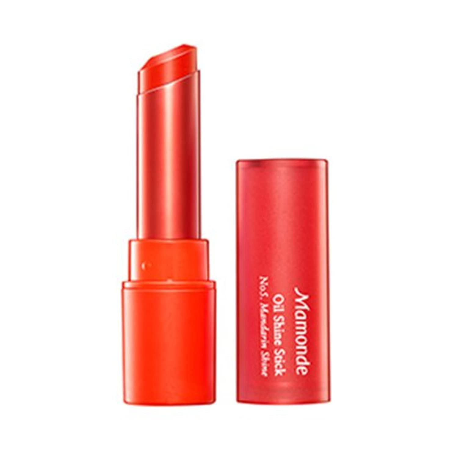 [New] Mamonde Oil Shine Stick 3.4g/マモンド オイル シャイン スティック 3.4g (#5 Mandarine Shine) [並行輸入品]