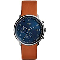 Fossil Men's FS5486 Chronograph Quartz Brown Watch