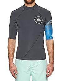 (クイックシルバー) Quiksilver メンズ 水着?ビーチウェア Quiksilver Syncro 1mm 2018 Short Sleeve New Way Wetsuit Jacket [並行輸入品]