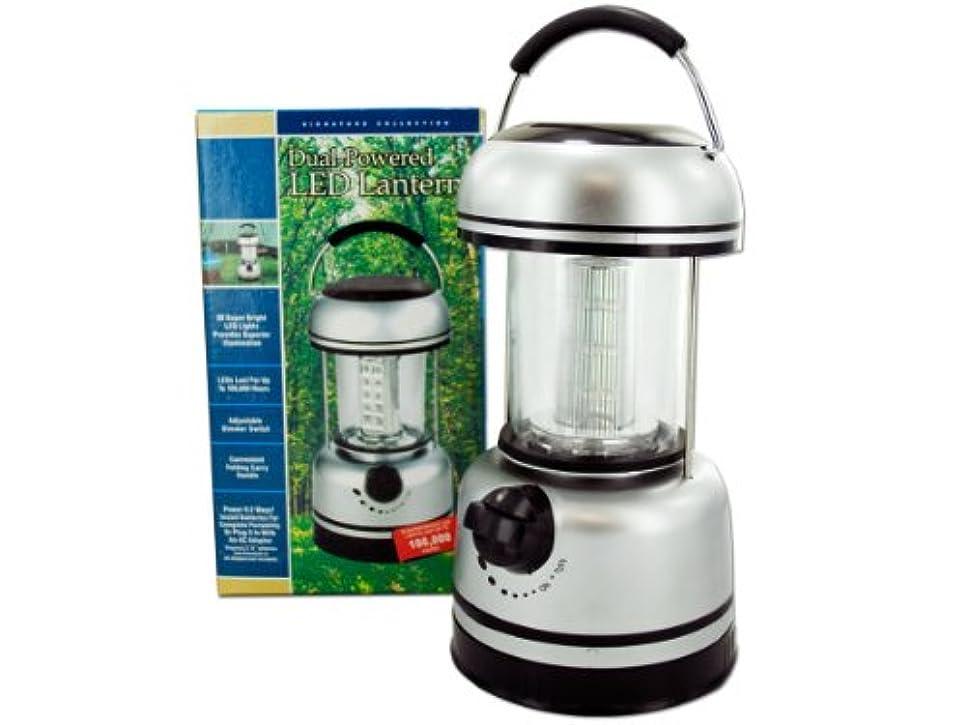 メインコメンテーターグリルbulk buys Dual-Powered LED Lantern by bulk buys