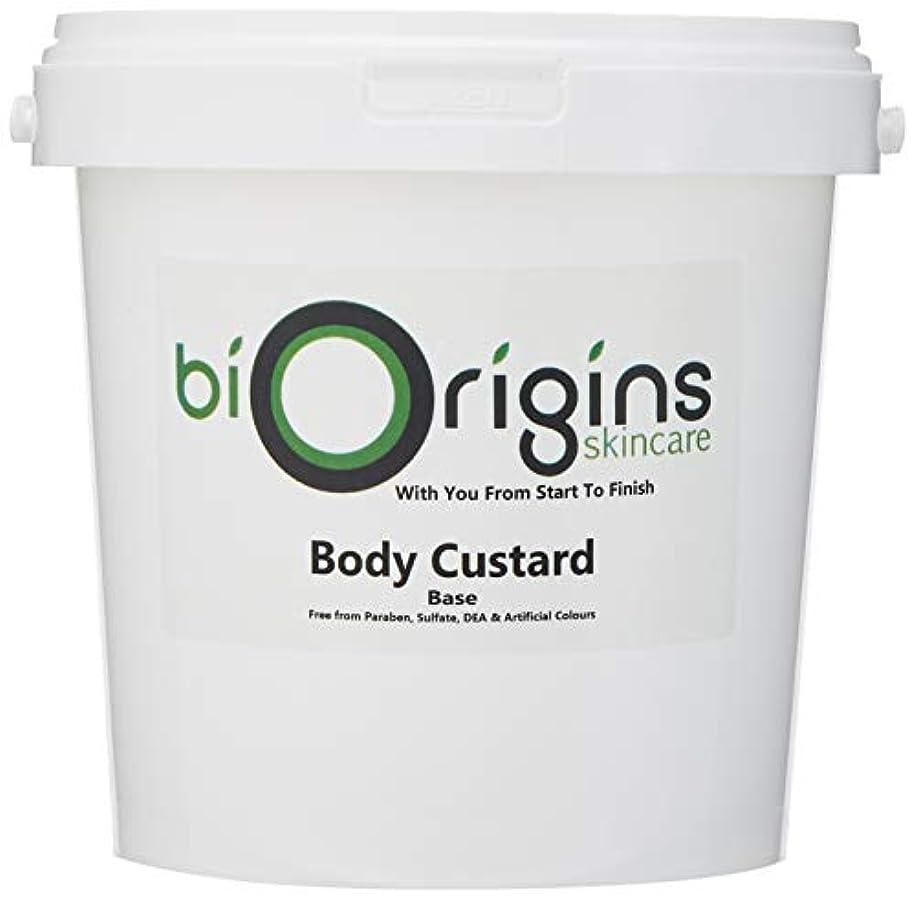 再生意味れるBody Custard - Natural - 1Kg