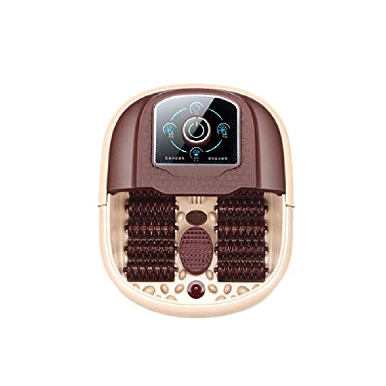 誕生日きしむ朝友人や親戚のために足浴槽自動暖房フットホームヘルスフットマッサージフットバスプロモーションギフト