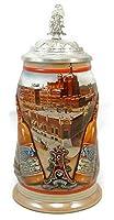 anheuser-busch Collectors Club 1999Stein–Golden Ageの醸造