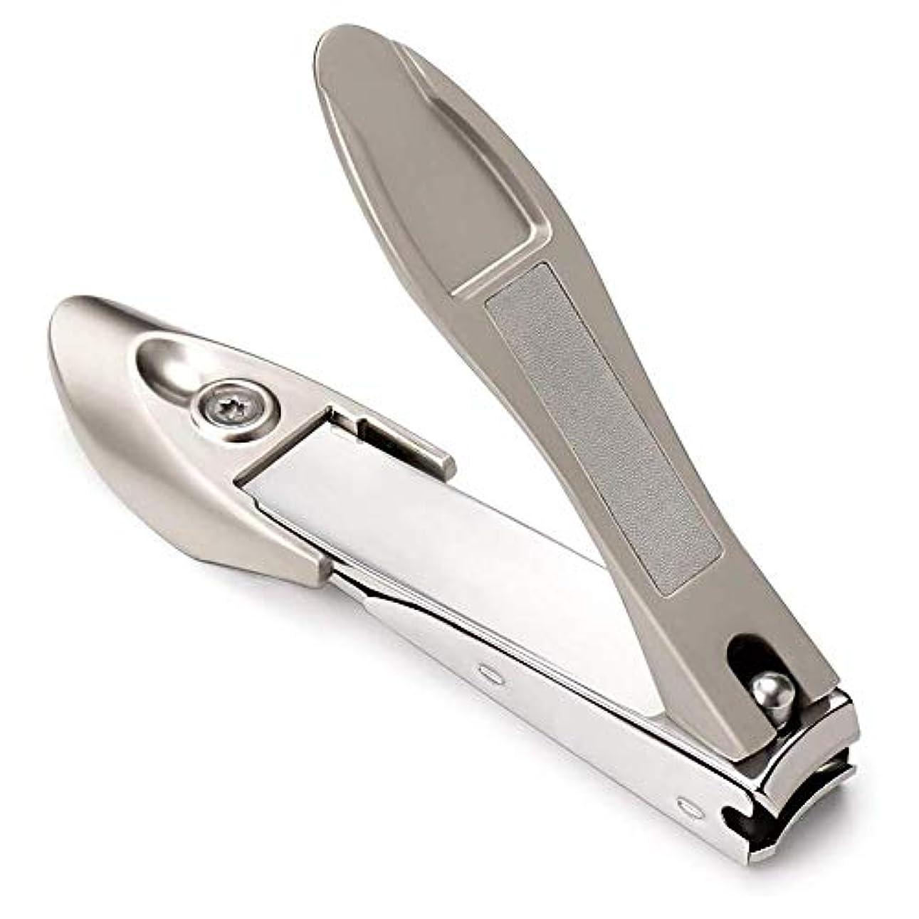 ラッカスエラーとても多くの1本セット 飛び散り防止 爪切り ニッパー スパット切れる 爪切り 人気 滑り止め つめきり 爪やすり 巻き爪