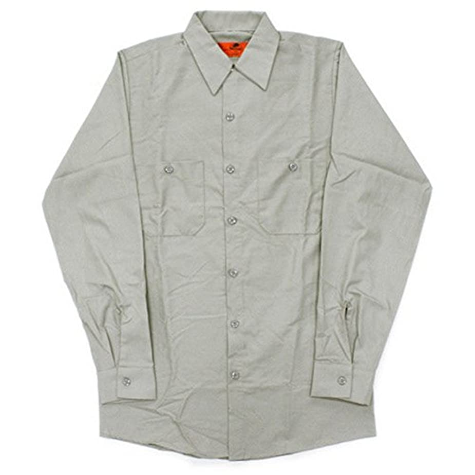 良心重さロデオRED KAP(レッドキャップ)/LONG SLEEVE SOLID WORK SHIRTS(長袖ソリッドワークシャツ)