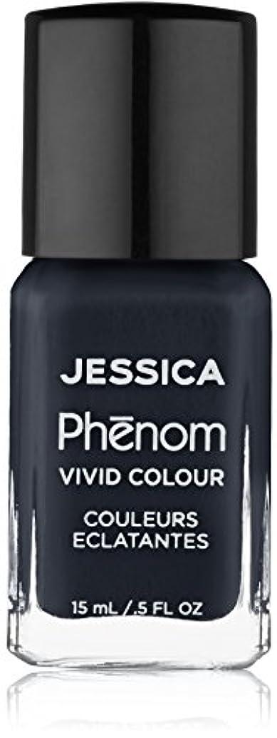 不良いくつかの透けるJessica Phenom Nail Lacquer - Caviar Dreams - 15ml/0.5oz
