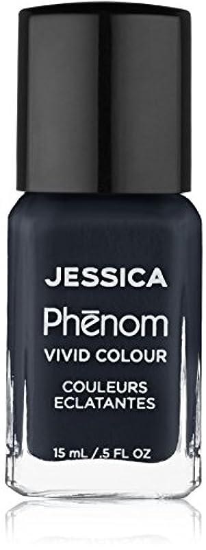 接地永遠の消防士Jessica Phenom Nail Lacquer - Caviar Dreams - 15ml/0.5oz
