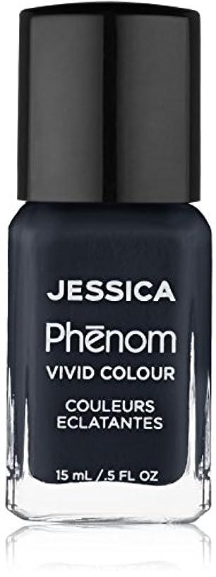 マトンマイクロプロセッサ眩惑するJessica Phenom Nail Lacquer - Caviar Dreams - 15ml/0.5oz