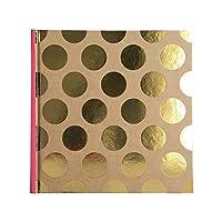 フリーアルバムS Dot GD 3冊セット W01-KFA-0003