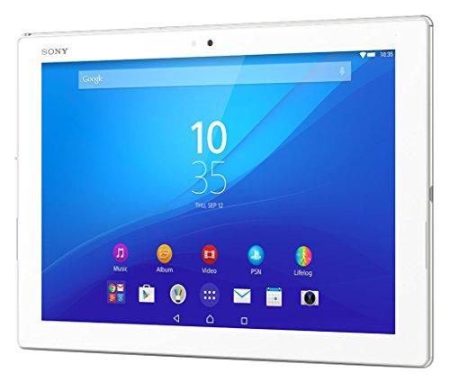 Sony Xperia Z4 Tablet (SIMフリー LTE, 32GB, White)[並行輸入]