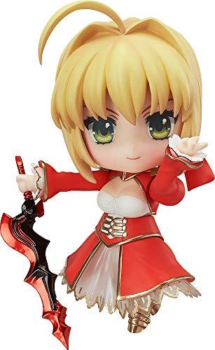 ねんどろいど Fate/EXTRA セイバーエクストラ ノンスケール ABS&PVC製 塗装済み可動フィギュア 再販分