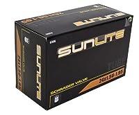 "(24 x 1.50 - 1.95"" / 32mm Valve) - Sunlite Standad Schrader Valve Tubes, Multiple Sizes"