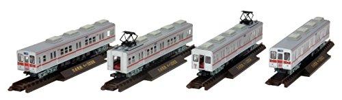 トミーテック ジオコレ 鉄道コレクション 鉄コレ 京成電鉄 3500形 旧塗装 4両 ジオラマ用品