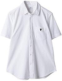 (コーエン) COEN ドット鹿の子ショートスリーブシャツ 75156098101