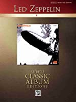 Led Zeppelin I: Authentic Guitar-Tab Edition (Classic Led Zeppelin)