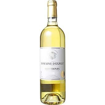 ドメーヌ デクスペール 2010 750ml 貴腐ワイン ソーテルヌ