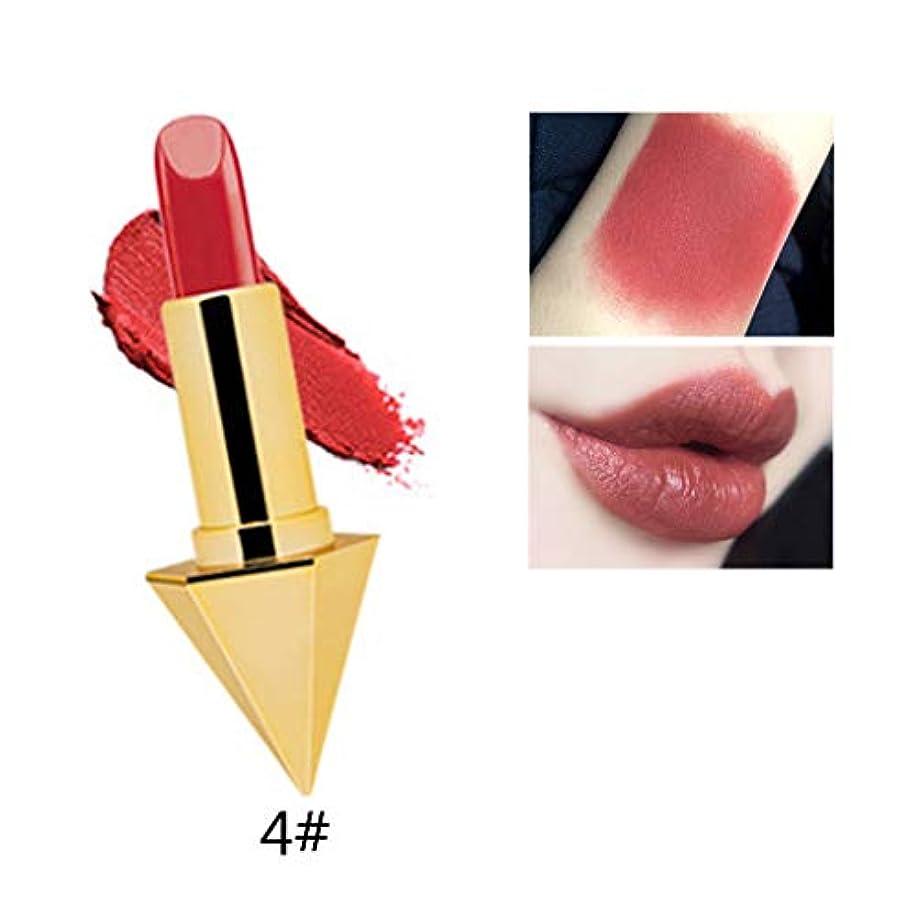 改修ハウジングゴールドKimyuo 女性 マットリップスティック 防水 長持ちする リップグロス 化粧品 美容メイク