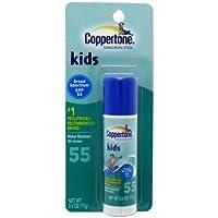 Coppertone SPF # 55Kidsスティック0.6oz ( 2パック) by Coppertone