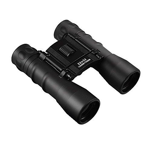 双眼鏡望遠鏡 ARCHEER 22x32折りたたみ式 ミニ 双眼鏡望遠鏡高倍率 小型軍用 俯瞰双眼鏡 ポータブル/軽量/クリア屋外鳥観察、アウトドア旅行、観光、狩猟/登山/スポーツ観戦など