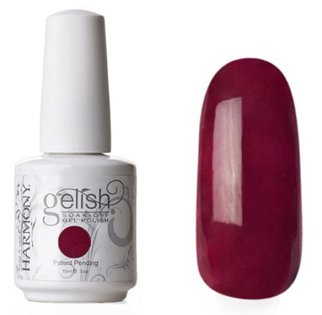エレベーター掃く遅れHarmony Gelish Gel Polish - A Touch of Sass - 0.5oz / 15ml