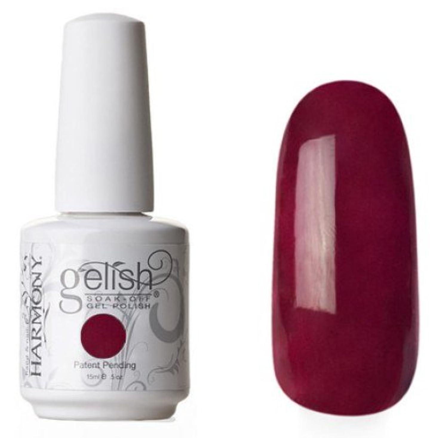委員会信念コインランドリーHarmony Gelish Gel Polish - A Touch of Sass - 0.5oz / 15ml