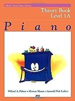 Alfred's Basic Piano Library Theory, Bk 1A by Willard Palmer Morton Manus Amanda Vick Lethco(1981-08-01)