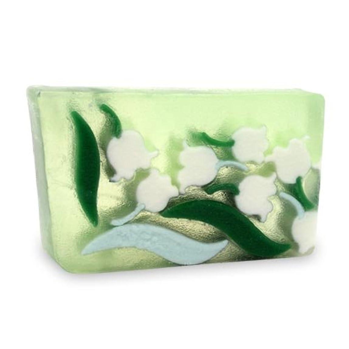 メンタルにはまってなかなかプライモールエレメンツ アロマティック ソープ ユリ 180g 植物性 ナチュラル 石鹸 無添加