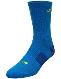 Nike Men 's Lebron Elite Basketball Crew Socks