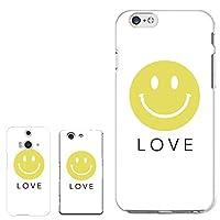 【 ankh 】 ハードケース 全機種対応 【 iPhone5/5S アイフォン 5/5専用 】 スマイル ニコちゃん にこ love ラブ にこちゃん smile ピース ハードケース プラスチック スマホケース スマートフォン