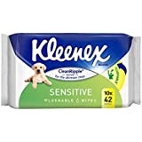 Kleenex Moist Flushable Wipes