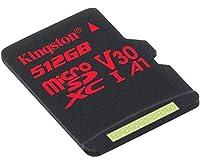 プロフェッショナルキングストンAsus ZenPad Z10 MicroSDHC MicroSDXCカード カスタムフォーマットと標準SDアダプター付き (クラス10、UHS-I)