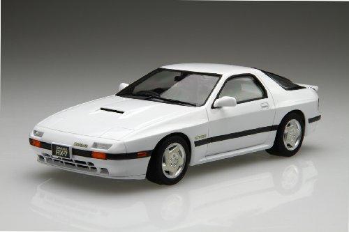 フジミ模型 1/24 インチアップシリーズ No.29 マツダ サバンナ RX-7 FC3S '85 プラモデル ID29