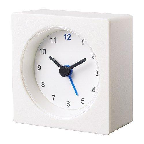ヴェッキス / VACKIS アラームクロック / ホワイト[イケア]IKEA(60196594)