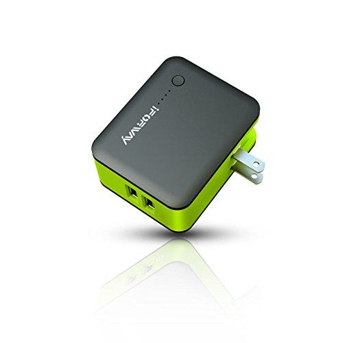 モバイルバッテリー ACアダプター スマホ バッテリー USB...