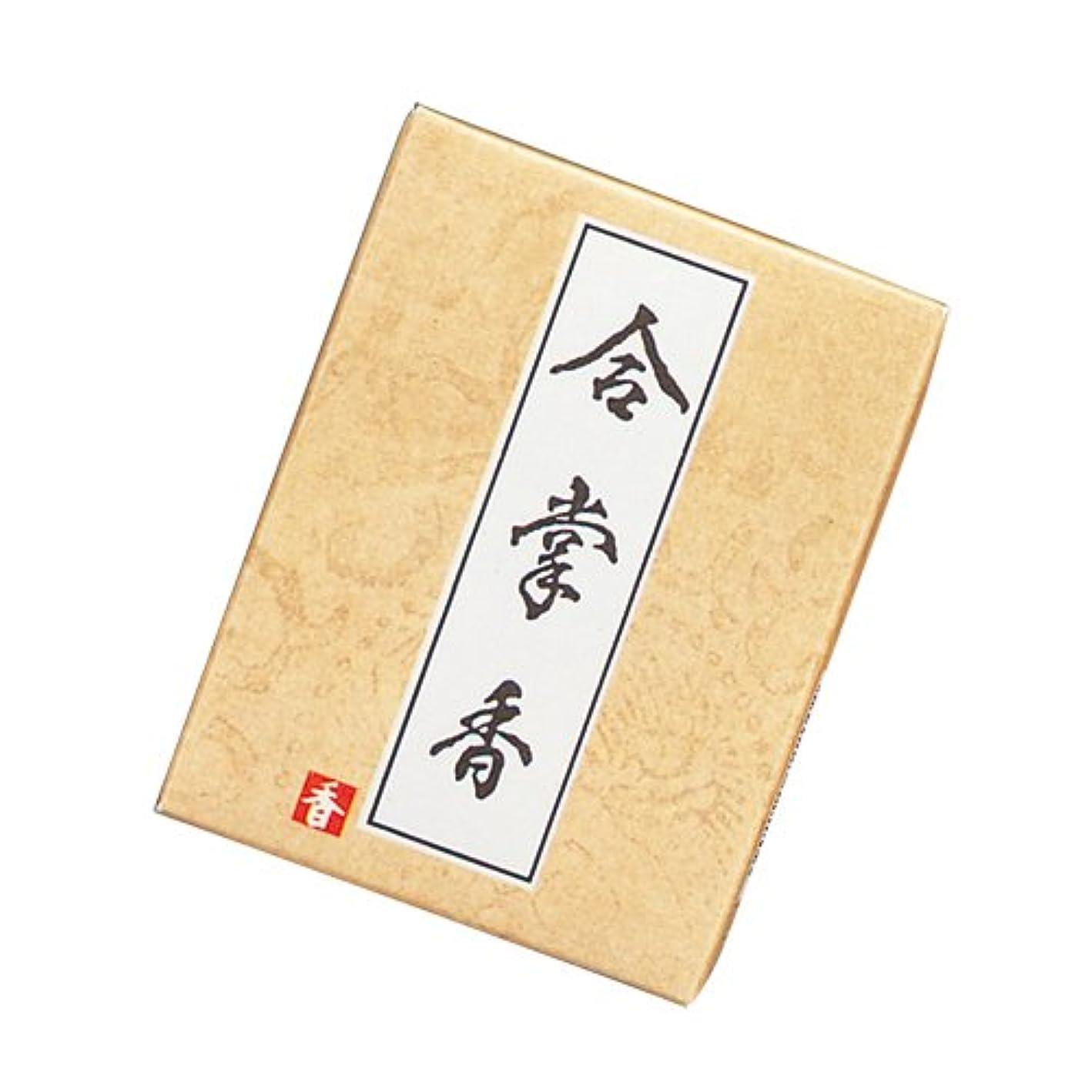 トーナメント局暗記する合掌香 紙箱 30g入