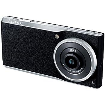 パナソニック コミュニケーションカメラ ルミックス CM10 F2.8 LEICA DC ELMARITレンズ AndroidTM5.0搭載 DMC-CM10-S