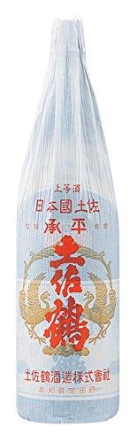 中辛口 承平土佐鶴 1.8L