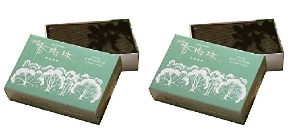 年金受給者防腐剤本質的ではない玉初堂 清澄香樹林 大バラ 2箱セット