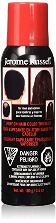 ガジュマル予約ヘリコプターJEROME RUSSELL Hair Color Thickener - Medium Brown (並行輸入品)